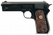 Colt Model 1903 Pocket Hammer Semi-Automatic Pistol