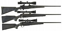 Three Bolt Action Rifles -A) Howa Model 1500 Rifle
