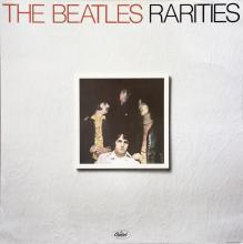 The Beatles 'Rarities' Promo Poster