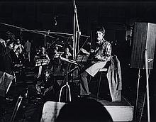 The Beatles Paul McCartney 'Sgt Pepper's' Recording Photograph