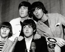 The Beatles John R. Rowlands 'The Beatles 65' Photograph