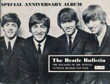 The Beatles Official 1965 Special Anniversary Album Magazine