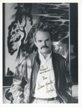 Dean Koontz Autographed Photograph