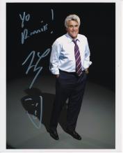 Jay Leno Autographed Photograph