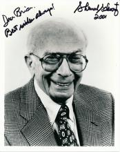 Sherwood Schwartz Autographed Photograph