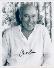 Carl Reiner Autographed Photograph