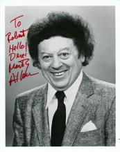 Marty Allen Autographed Photograph