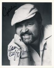 Dom DeLuise Autographed Photograph