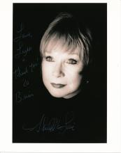 Shirley MacLaine Autographed Photograph