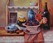 Nikifor  -  TABLE TOP STILL LIFE