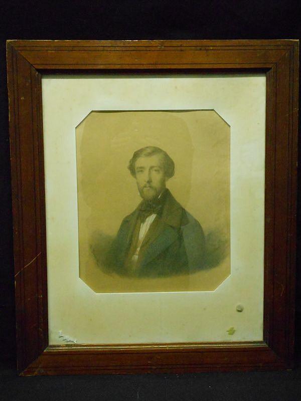 WILLIAM BORIONE (1817-1885)