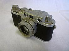 A Leica DBP 11f camera marked