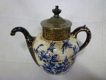 A Doulton Burslem pottery
