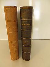 Two Horticulturalist Books 1854