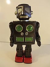 Royka's Toy, Robots, Art & Antiques Auction