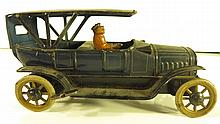 German Tin Wind Up Car