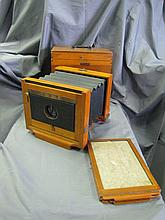 Scovill wood camera