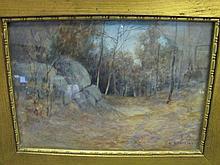 Eb. Everett Watercolor