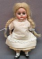 GERMAN ALL BISQUE DOLL