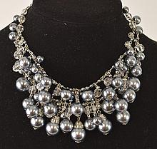 Fashion Statement Necklace and Earring Grouping