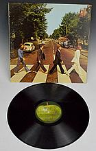 The Beatles Abbey Road Apple Records