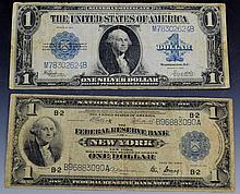 1914 New York Federal Rerve Note Grouping
