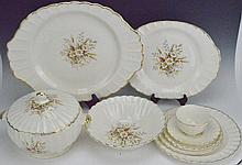 American Limoges Sundale China Set