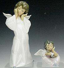 Lladro Angel Grouping