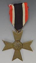 WWII German War Merit Cross