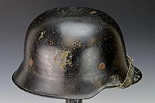 German WWII Civic Helmet