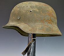 German WWII M35 Helmet