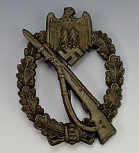 German WWII Infantry Assault Badge