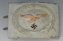 WWII German Luftwaffe Belt Buckle