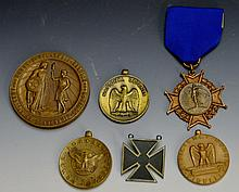WWII US Medal Grouping