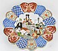 Japanese Imari Charger Or Plate