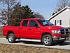 2006 Dodge Ram 1500 SLT four door pickup