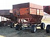 Parker 200 bushel gravity flow wagon
