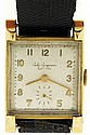 Jules Jurgensen, Switzerland, man's wrist watch,
