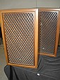 Pair of Sansui SP-1500 Floor Speakers