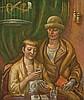 KENNETH HAYES MILLER, American (1876-1952),