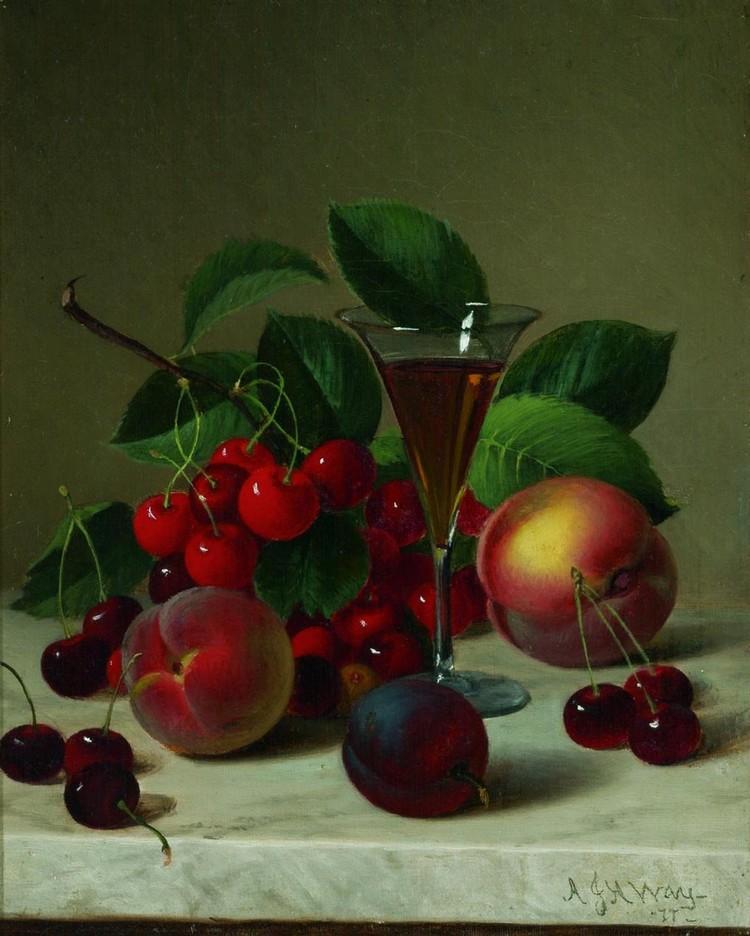 ANDREW JOHN HENRY WAY American (1826-1888)