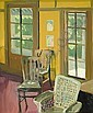 FAIRFIELD PORTER American (1907-1975)