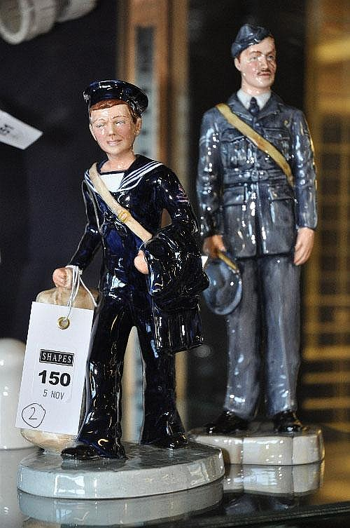 Royal Doulton figure of The Sailor, HN4632,