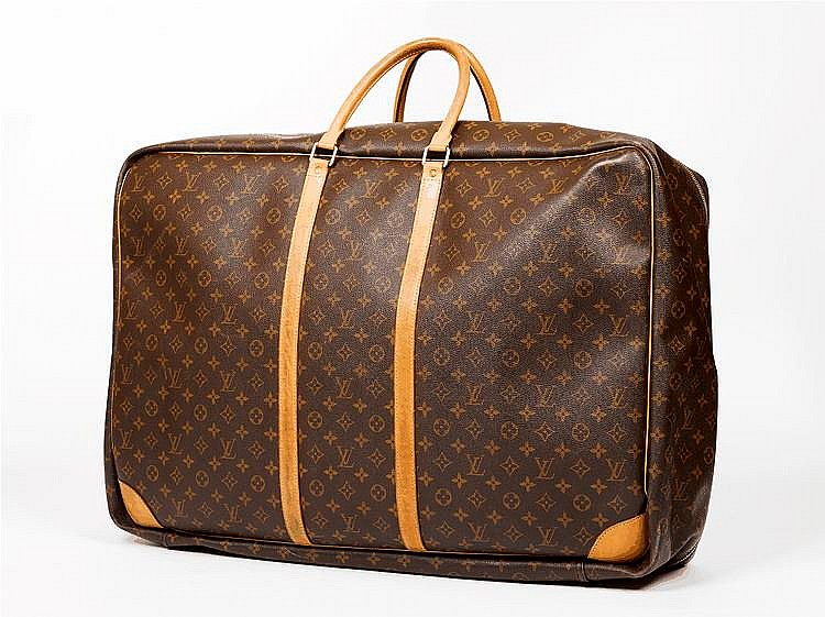 Louis Vuitton - Large Monogram Sirius 50 Soft Luggage Bag