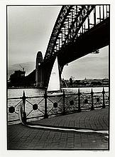 Caleb Carter (b. 1939), Yacht and Opera House, 1995 and Opera House Forecourt- bridge reflection 1994