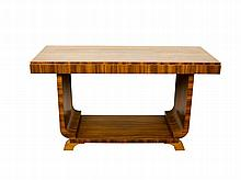 Art Deco Hall Table,