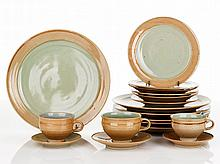 Gwyn Hanssen Pigott (1935-2013), Partial Dinner Service