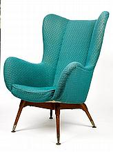 Attributed to Grant Featherston (1922-1995), Wing Chair