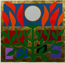 John Coburn (1925-2006), Tree of Life