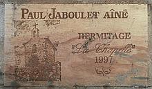 Hermitage Ia Chapelle Jaboulet, 1997